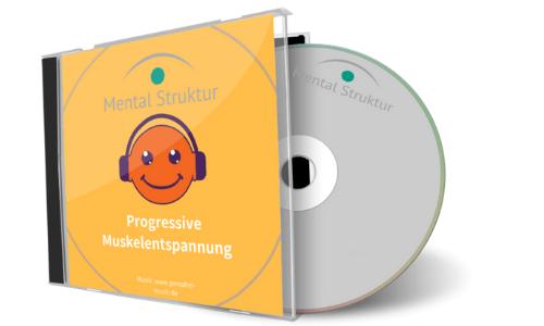 Die progressive Muskelentspannung – Audio mit Musik