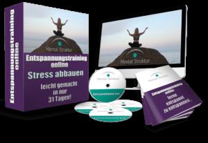 Verkaufsbild Entspannungstraining Online