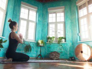 Platz für deine Meditation